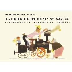 Lokomotywa – The Locomotive – Lokomotiva – Паровоз