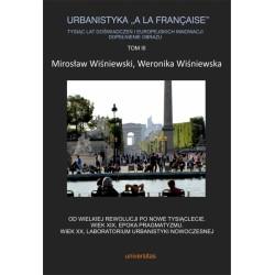 "Urbanistyka ""à la française"" Tom III"