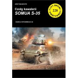 Czołg kawalerii SOMUA S-35. Typy Broni i Uzbrojenia nr 228