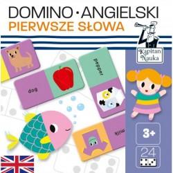 Domino Angielski- Pierwsze słowa
