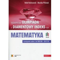 Matematyka. Ogólnopolska Olimpiada o diamentowy indeks AGH