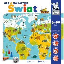 Świat. Gra edukacyjna