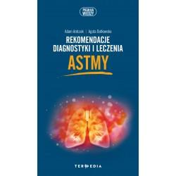 Rekomendacje diagnostyka i leczenie astmy