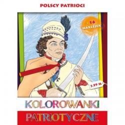 Kolorowanki Patriotyczne - Polscy Patrioci