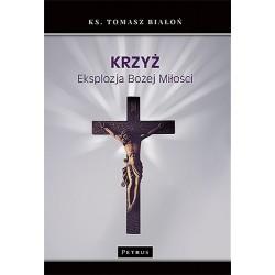 Krzyż Eksplozja Bożej Miłości