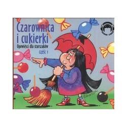 Czarownica i cukierki Audiobook