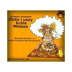 Złoto i uszy Króla Midasa Audiobook