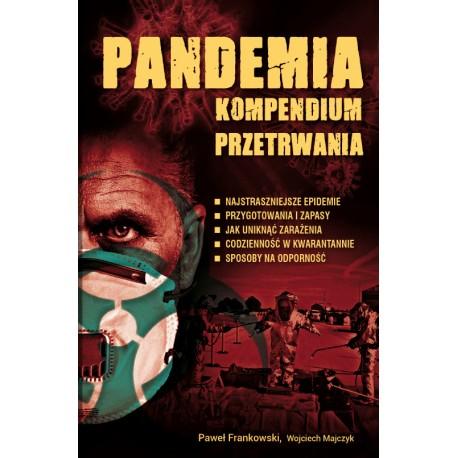 Pandemia. Kompendium przetrwania