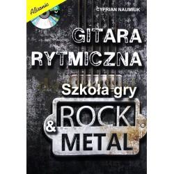 Gitara rytmiczna Szkoła gry rock & metal