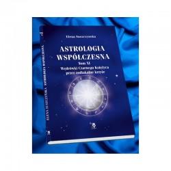 Astrologia współczesna Tom XI Wędrówki Czarnego Księżyca przez zodiakalne krzyże