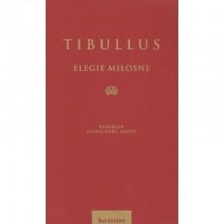 Tibullus Elegie miłosne