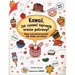 Kawaii Jak rysować naprawdę urocze potrawy?