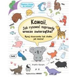Kawaii Jak rysować naprawdę urocze zwierzątka?