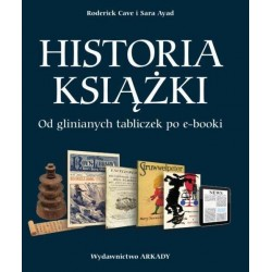 Historia książki Od glinianych tabliczek po e-booki