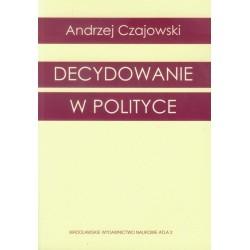 Decydowanie w polityce