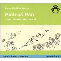 Piotruś Pan (Audiobook)