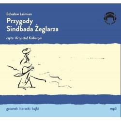 Przygody Sindbada Żeglarza  (Audiobook)
