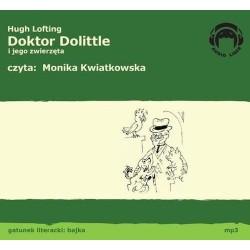 Doktor Dolittle i jego zwierzęta (Audiobook)