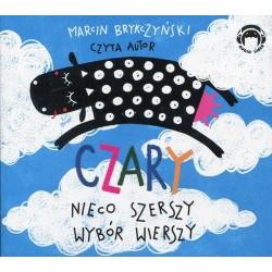 Czary Nieco szerszy wybór wierszy (Audiobook)