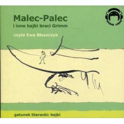 Malec-Palec i inne bajki braci Grimm (Audiobook)