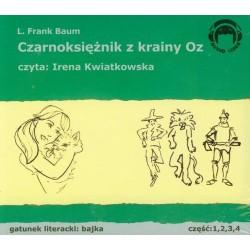 Czarnoksiężnik z krainy Oz (Audiobook)