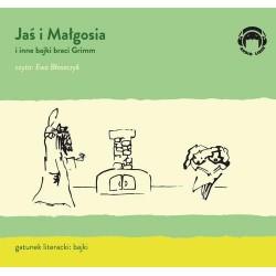 Jaś i Małgosia i inne bajki Braci Grimm (Audiobook)