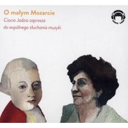 O małym Mozarcie Ciocia Jadzia zaprasza do wspólnego słuchania muzyki