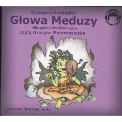 Głowa meduzy Mity greckie dla dzieci część 4 (Audiobook)