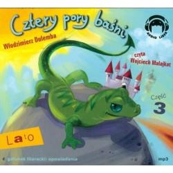 Cztery pory baśni Lato część 3 (Audiobook)