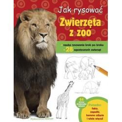 Jak rysować Zwierzęta z ZOO