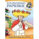 Kolorowanki papieskie Pielgrzymki Świętego Jana Pawła II