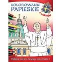 Kolorowanki papieskie Ulubione miejsca Świętego Jana Pawła II