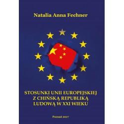 Stosunki Unii Europejskiej z Chińską Republiką Ludową w XX wieku