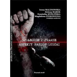 Społeczne i prawne aspekty handlu ludźmi