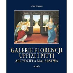 Galerie Florencji Uffizi i Pitti