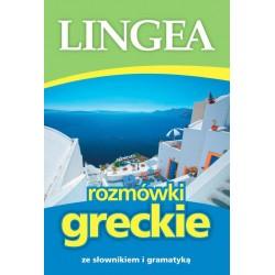 Rozmówki greckie w5 ze słownikiem i gramatyką wyd. 5