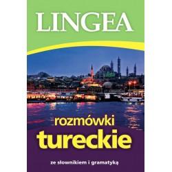 Rozmówki tureckie ze słownikiem i gramatyką wyd.4