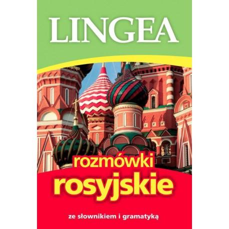 Rozmówki rosyjskie ze słownikiem i gramatyką wyd.6
