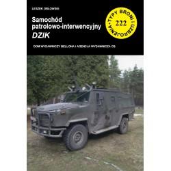 Samochód patrolowo-interwencyjny DZIK