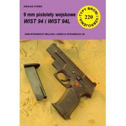 9 mm pistolety wojskoweWIST 94 i WIST 94L