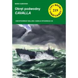 Okręt podwodny CAVALLA
