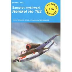 Samolot myśliwski HEINKEL HE 162