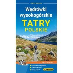 Przewodnik Tatry Polskie Wędrówki wysokogórskie
