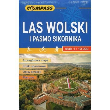 Las Wolski i pasmo Sikornika