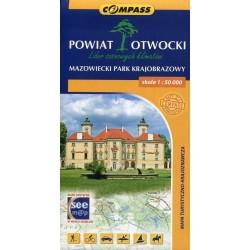 Powiat Otwocki Mazowiecki Park Krajobrazowy