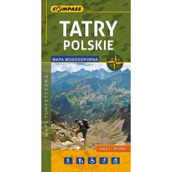 Tatry Polskie1:30 000