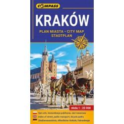 Kraków – Plan miasta