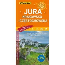 Jura Krakowsko-Częstochowska wer. laminowana