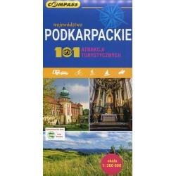 Województwo Podkarpackie 101 atrakcji turystycznych