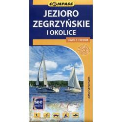 Jezioro Zegrzyńskie i okolice